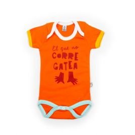 Body bebé unisex GATEO