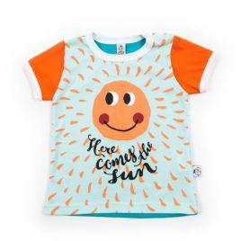 Camiseta bebé unisex SUN