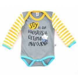Body bebé INVIERNO ml