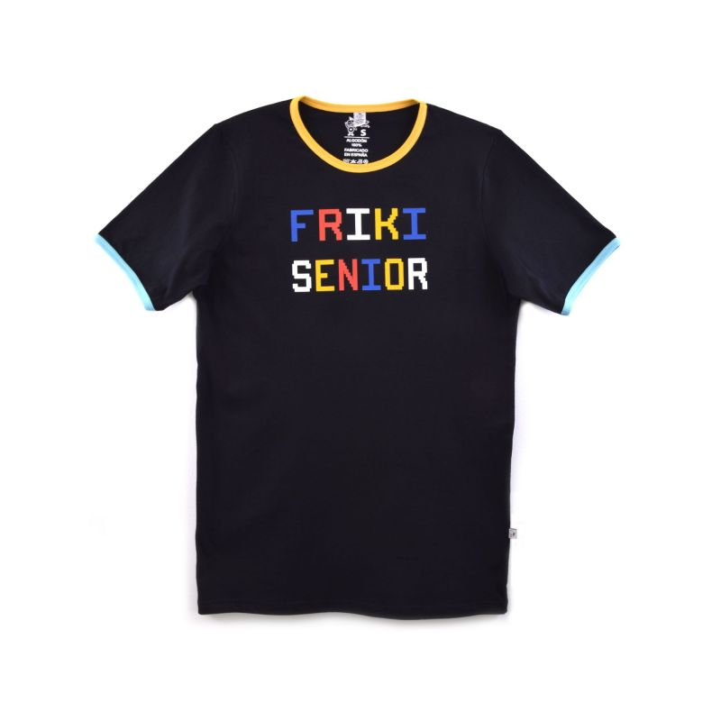 Camiseta hombre friki senior