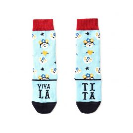 Calcetines bebé mensaje TITA