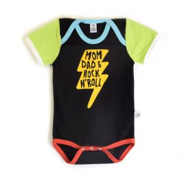 Body bebé unisex MOM & DAD