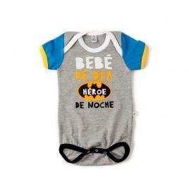 Body bebé unisex BATBABY