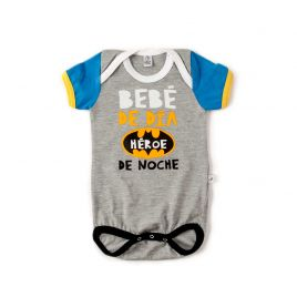 Body bebé BATBABY mc