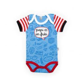 Body bebé unisex PAPI ES UN FRIKI