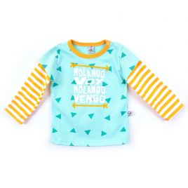 Camiseta bebe MOLANDO ml