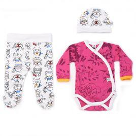 Conjunto ropa primera puesta niña SUPERHÉROES