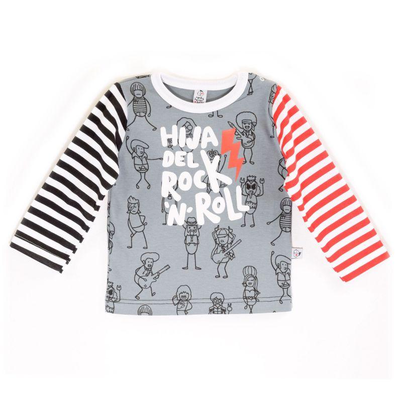 Camiseta bebe HIJA manga larga