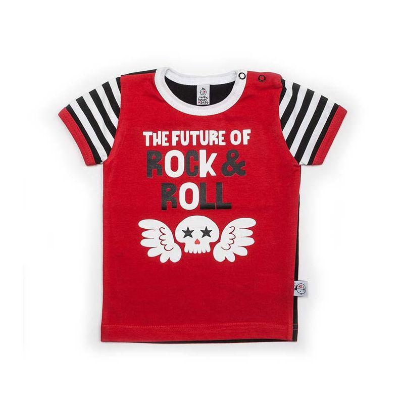 Camiseta FUTURE mc roja