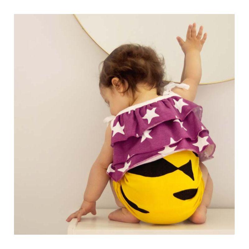 Pelele bebé niña HAPPY
