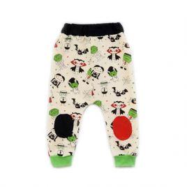 Pantalón bebé MONSTER