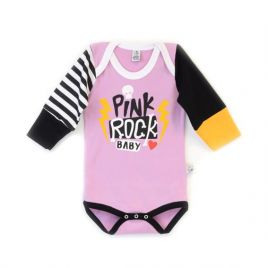 Body bebé PINK ROCK ml
