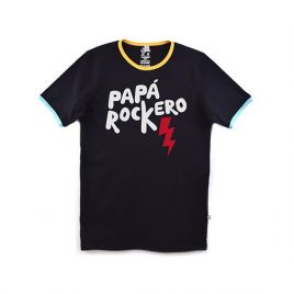 Camiseta adulto PAPÁ ROCKERO