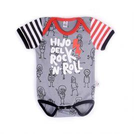 Body bebé niño HIJO DEL ROCK mc