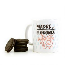 Taza divertida MADRE DE LLORONES
