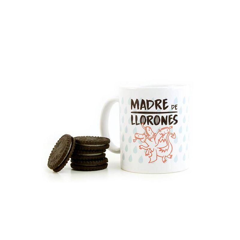 Taza MADRE DE LLORONES