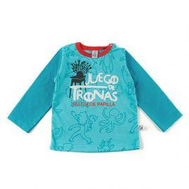 Camiseta bebé JUEGO ml