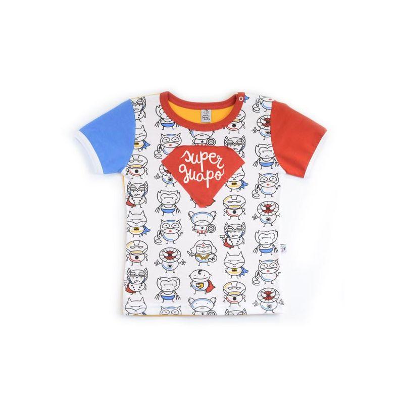 Camiseta SUPERGUAPO mc