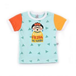 Camiseta bebé FRIDA mc
