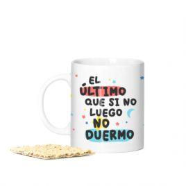 Taza ÚLTIMO CAFÉ