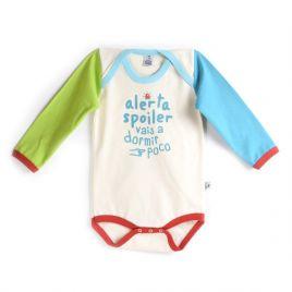Body bebé SPOILER verde ml